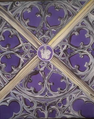Church detail, Aix-en-Provence