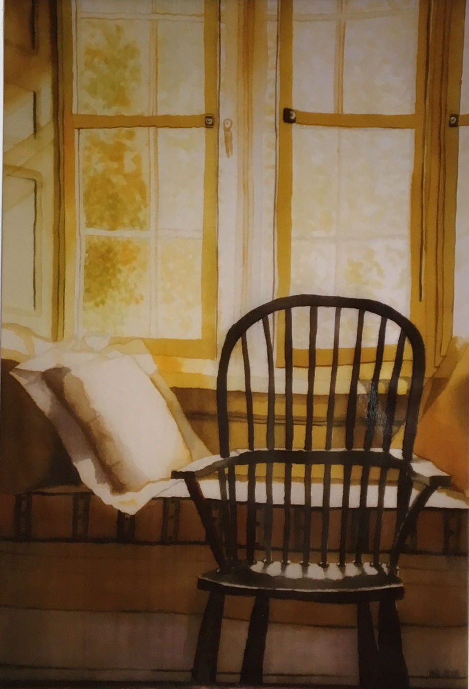 Window and the Chair