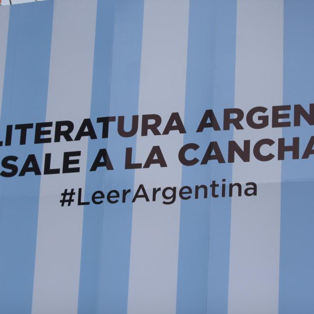 Pabellón Argentina
