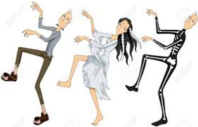 dance of the living dead.