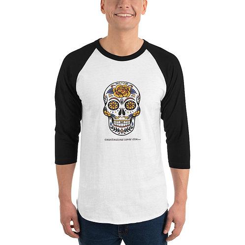 Consciousness 3/4 sleeve raglan shirt