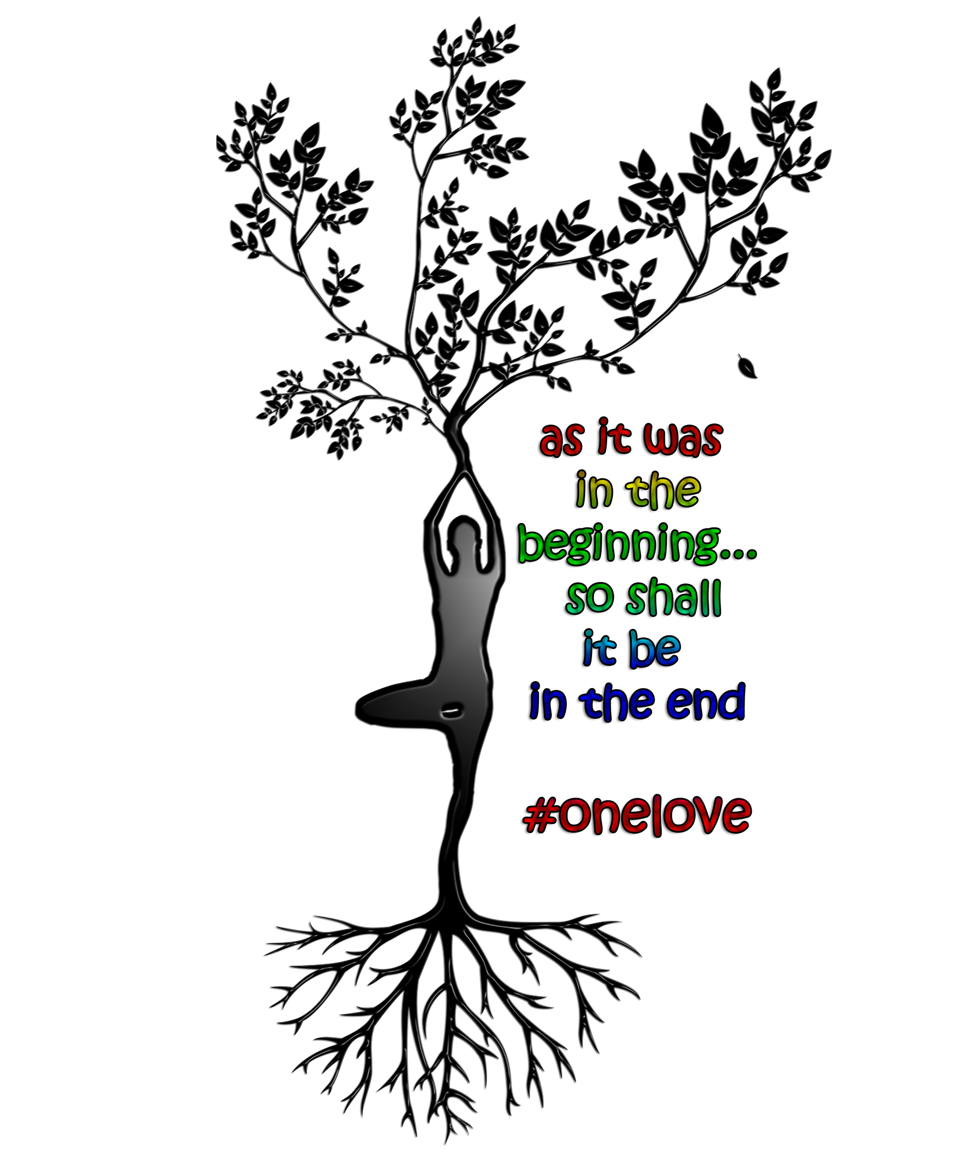 In the beginning one love