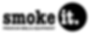 Logo_smoke_it_Schrift-Schwarz-mit-claim.