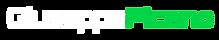 LOGO GiuseppePicano - bianco-verde - tag