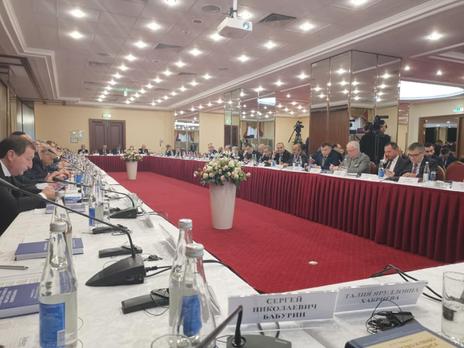 Заур Аскендеров принял участие в международной конференции Ассоциации юристов государств  Черноморск
