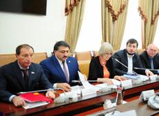 Заур Аскендеров обсудил с руководством Дагестана создание центра современной радиохирургии
