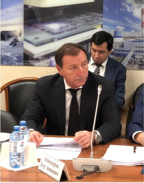 Депутат Госдумы Заур Аскендеров принял участие в круглом столе по проблемам контроля продажи алкогол