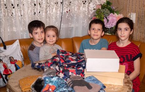 Депутат Госдумы Заур Аскендеров провёл очередную акцию по оказанию социальной помощи малоимущим семь