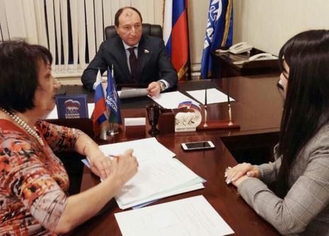 Заур Аскендеров взял на личный контроль вопрос оказания медицинской помощи жителю Дагестана