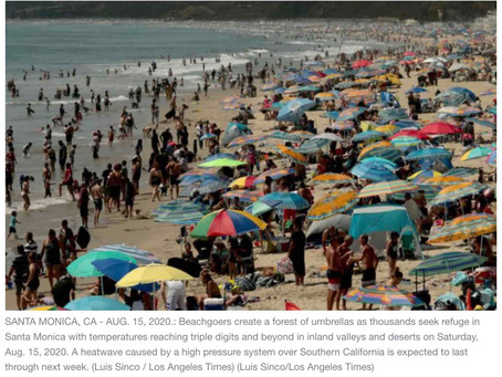 More rolling blackouts ordered in California amid power shortages and heatwave -  TIME TO GET SOLAR!
