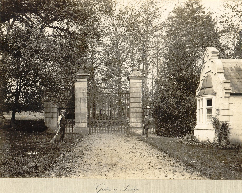 Gates and Lodge