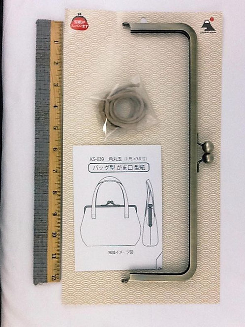METAL PURSE FRAME KS-039