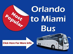 Orlando to Miami Bus