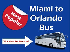 Miami to Orlando Bus
