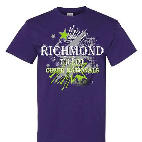 Richmond Blitz National Tees