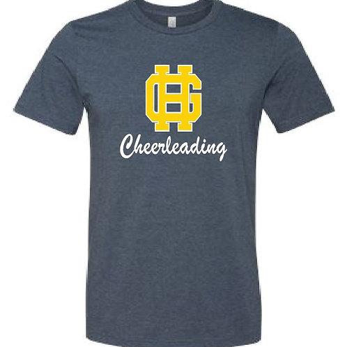GH Cheerleading Tee