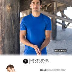 Next Level - Apparel