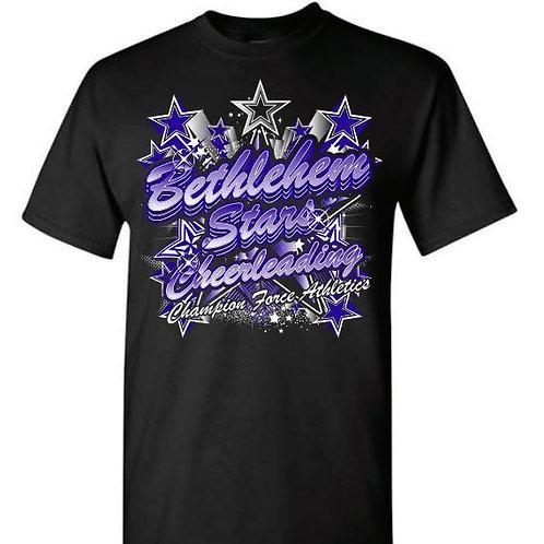 Bethlehem Stars Cheer Tees