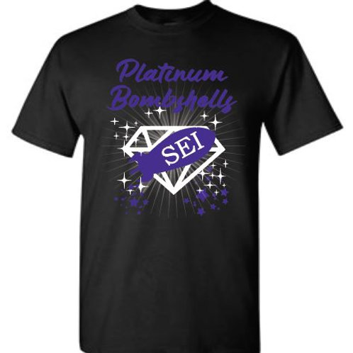 SEI Platinum Bombshells Team Tees