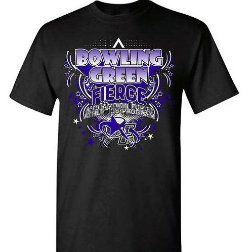 Bowling Green Fierce Team Tees