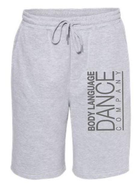 Body Language Dance Midweight Fleece Shorts