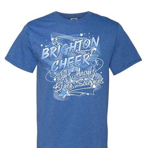 Brighton Cheer Team Tees