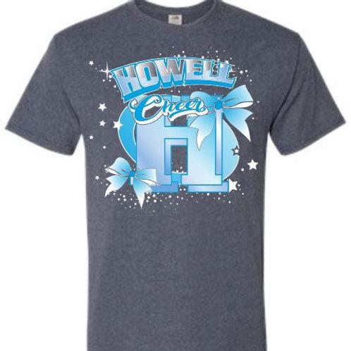 Howell Cheer Team Tees