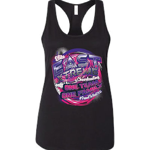 East Xtreme Cheer Tanks
