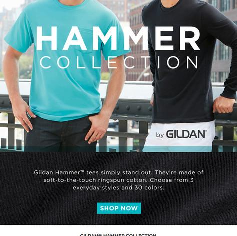 Gildan Hammer Collection