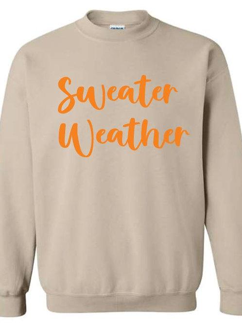 Sweater Weather Crewneck