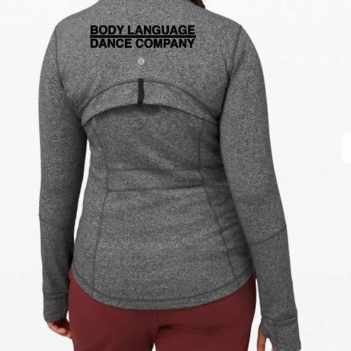 Body Language Dance Lululemon Define Jacket