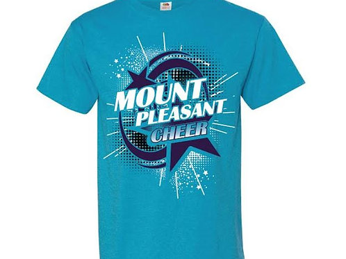 Mount Pleasant Cheer  Team Tees
