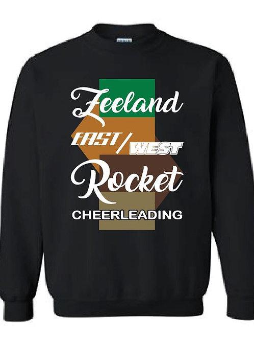 Zeeland Rocket Cheer Sweatshirt