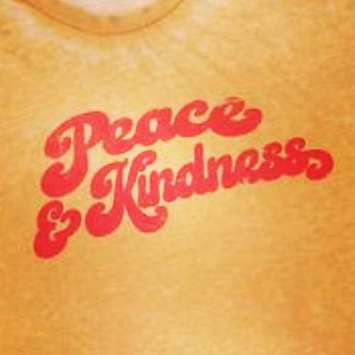 Peace & Kindness