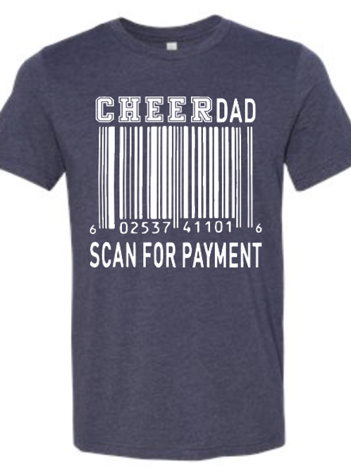 GH Scan for Payment Tee