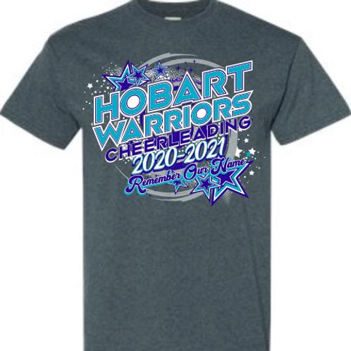 Hobart Warriors Team Tees