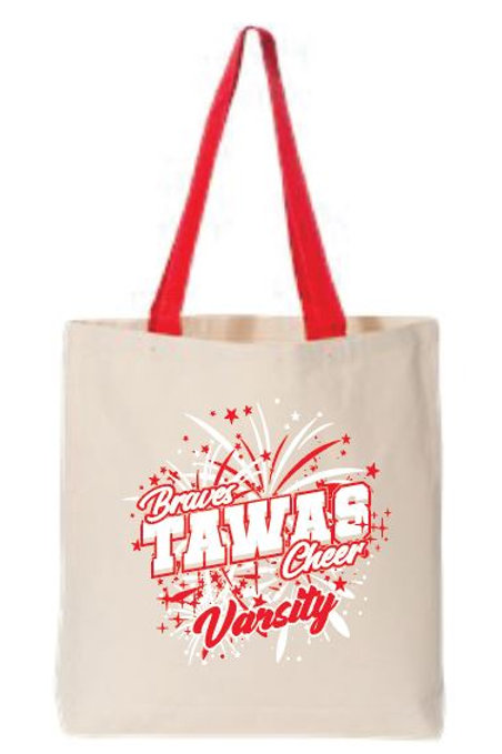 Tawas Varsity Cheer Tote