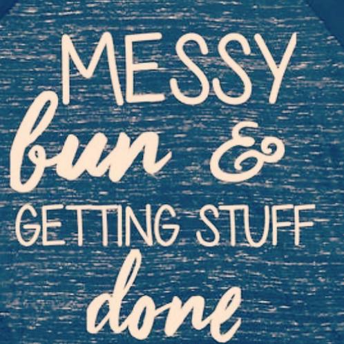 Messy Bun