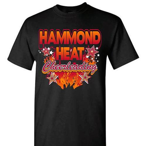 Hammond Heat Team Tees