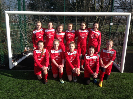 U14s snatch superb last gasp win against Lionesses