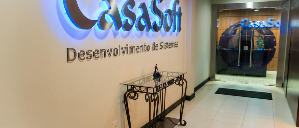 Trabalho realizado para CasaSoft