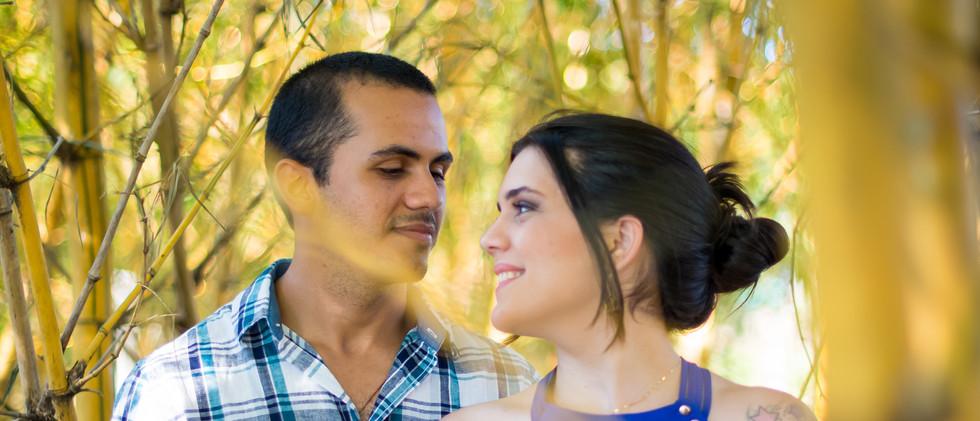 Roberta e Luciano