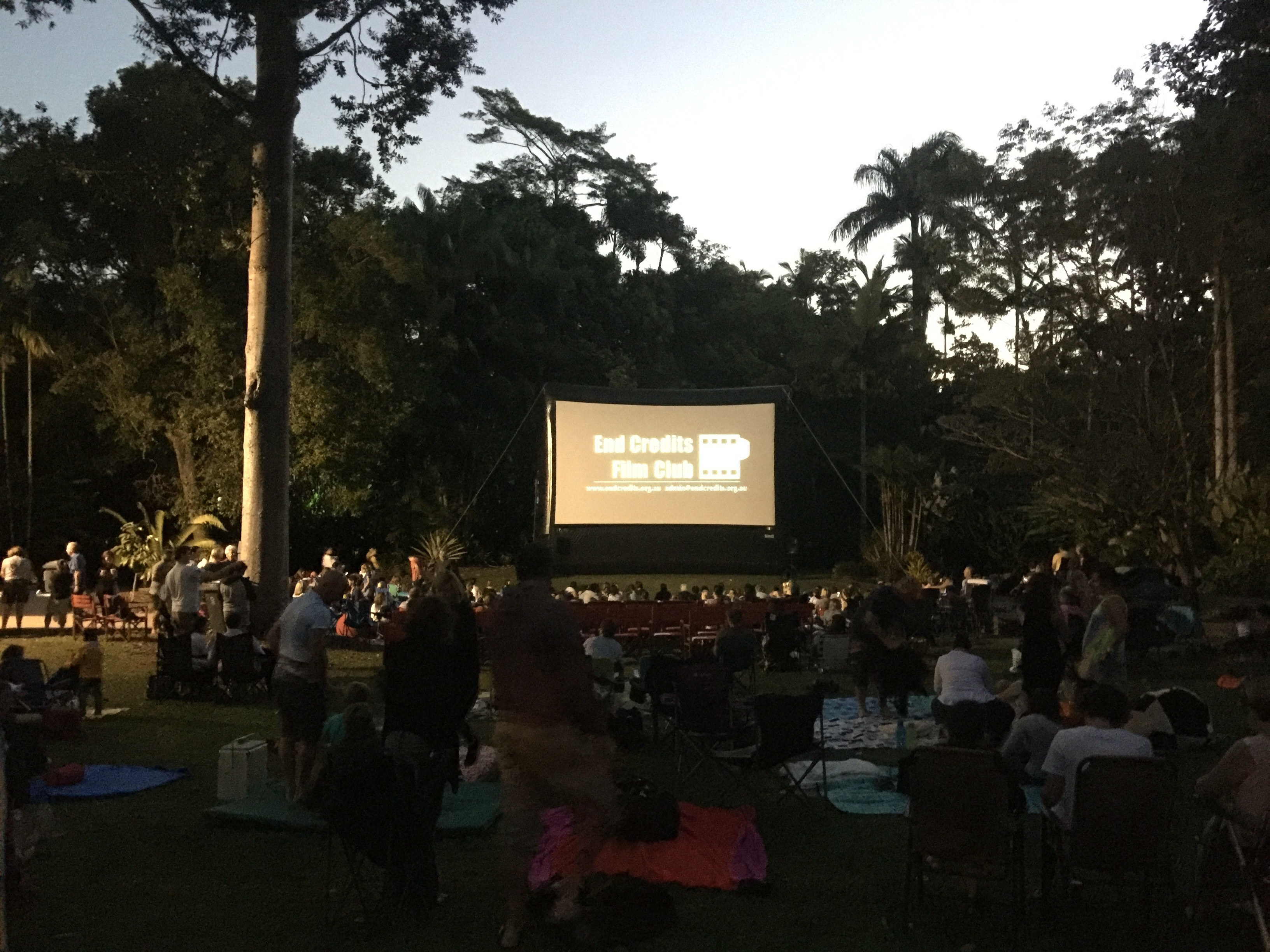 Starry Night Cinema