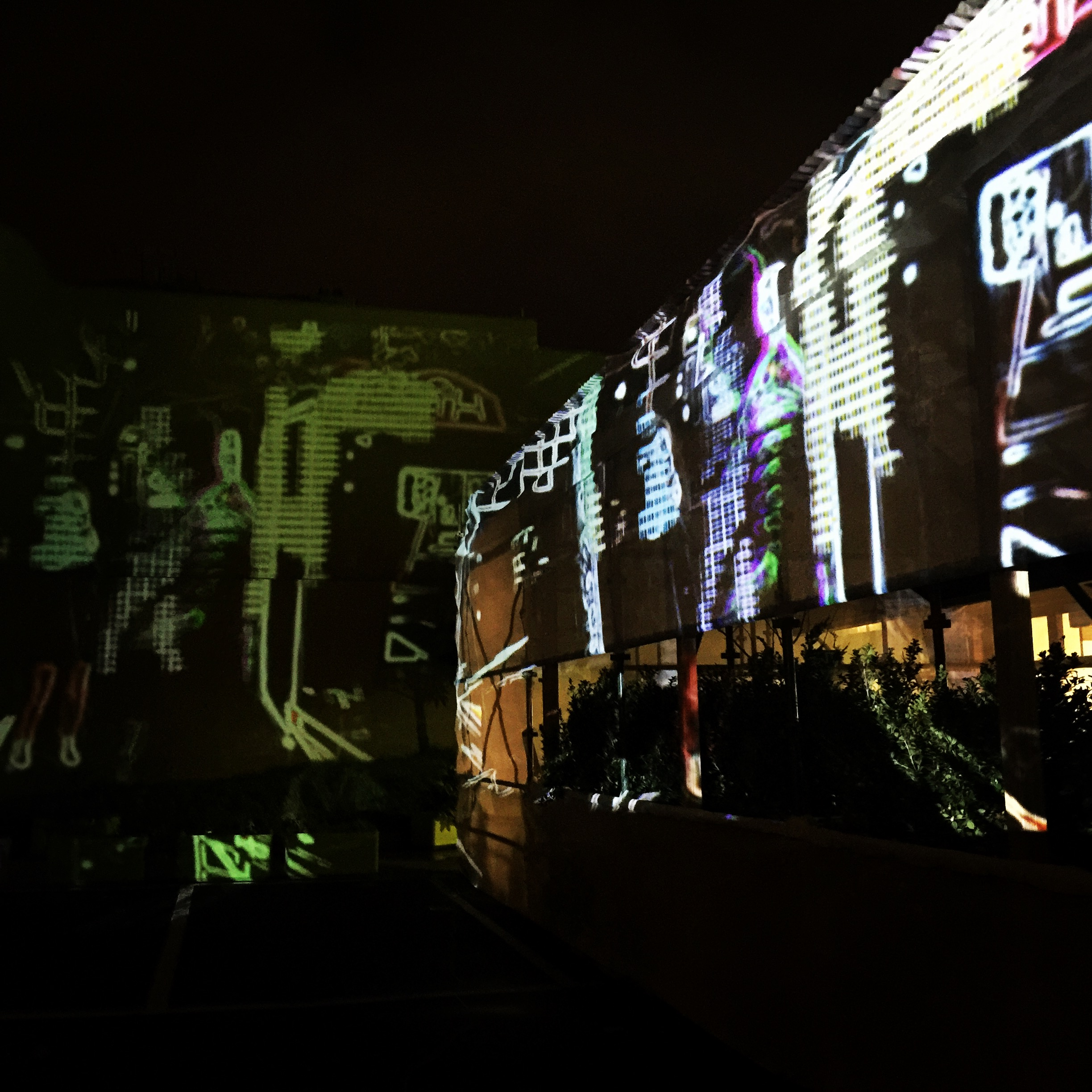 Gertrude Street Projection Festival