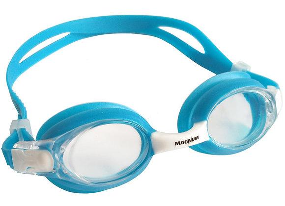 Очки для плавания Fluent Magnum Junior (антифог, силикон, автоматы)