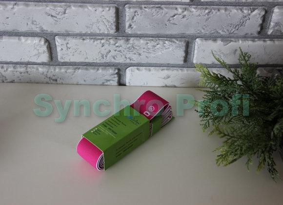 Резина с петлями замкнутая MEDIUM (среднее сопротивление) Цвет розовый