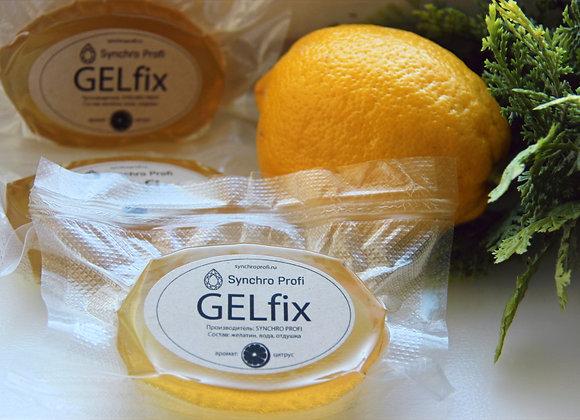 """GELfix ® - готовый желатин для синхронного плавания (с ароматом """"Цитрус"""")"""