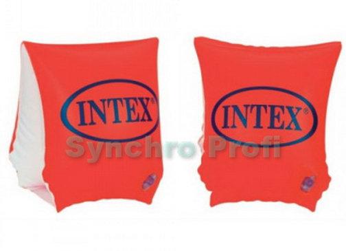 Нарукавники детские  23х15 см INTEX