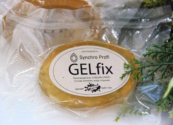 """GELfix ® - готовый желатин для синхронного плавания (с ароматом """"Баббл Гам"""")"""")"""