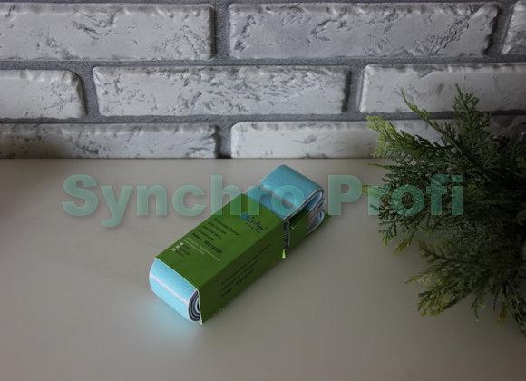 Резина с петлями замкнутая HEAVY (сильное сопротивление). Цвет голубой